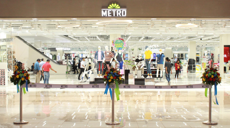 Metro Retail Stores nets PHP539 million in the first half of 2019.