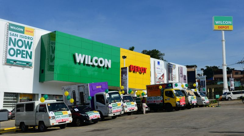 Wilcon Depot has reported a net income of ₱995 million for the first half of 2019.
