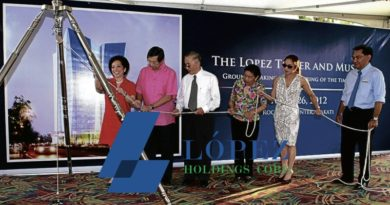 Lopez Holdings 1H 2019 Attributable Net Income at PhP4.181B
